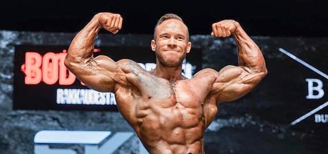 Kurb uudis: suri 27-aastane kehakulturismi Soome meister