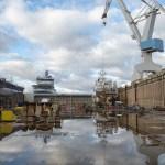 Rauma laevatehase koroonakolle üha paisub – kokku 324 nakatumist – hakatakse mõõtma töötajate kehatemperatuuri