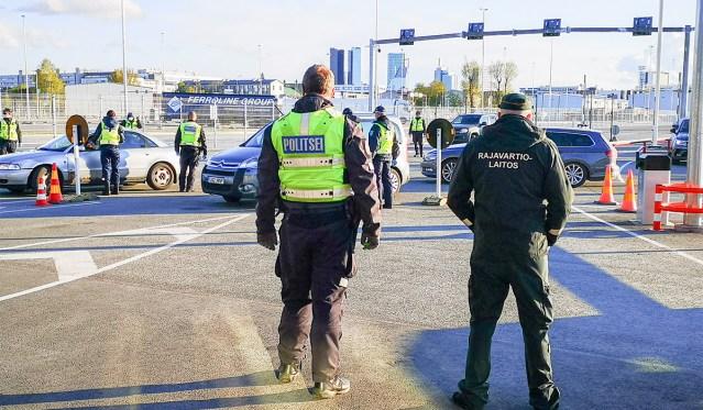 Eestisse saabujatele avaneb piiripunktides kiirtestimine