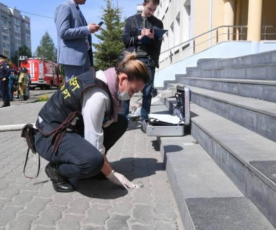 Pildid ja video Venemaa koolist, kus toimus tulistamine (NB! Nõrganärvilistele mittesoovitav)