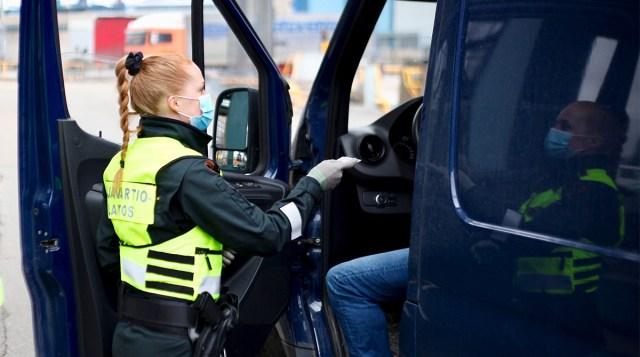 Soome-Norra piiril on hirmus järjekord, piiriületus kestab 10 tundi