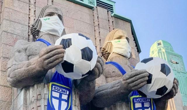 Kurb lugu: Soome langes jalgpalli EM-il konkurentsist välja