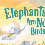 """USA konservatiivne kirjastus andis välja anti-trans lasteraamatu """"Elevandid pole linnud"""""""