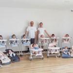 Imelugu: 24-aastane vene naine sai aasta jooksul 21 last