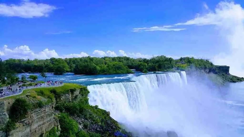 Reisiblogi eestlased maailmas. Kanada Niagara kosk.