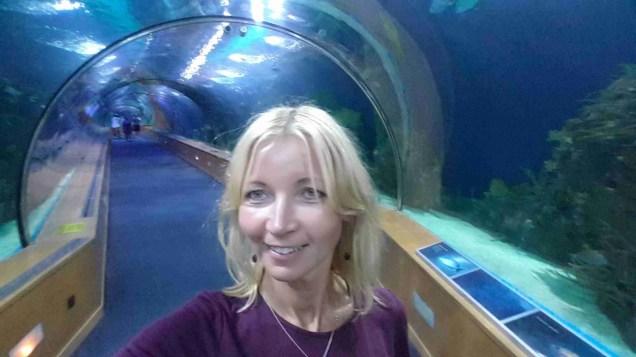 Akvaariumis sees :)