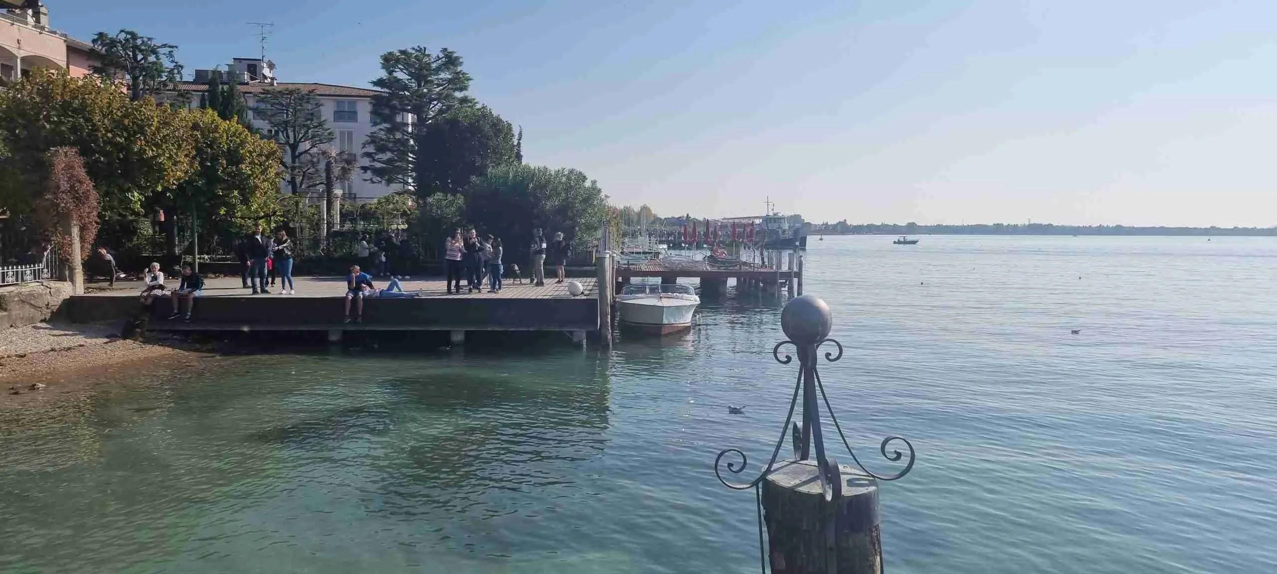 Sirmione – puhkus Itaalias Garda järve ääres I osa