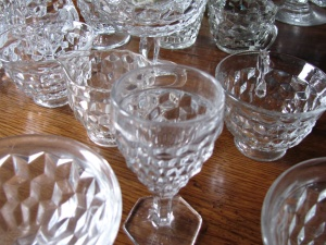 Boheems glas