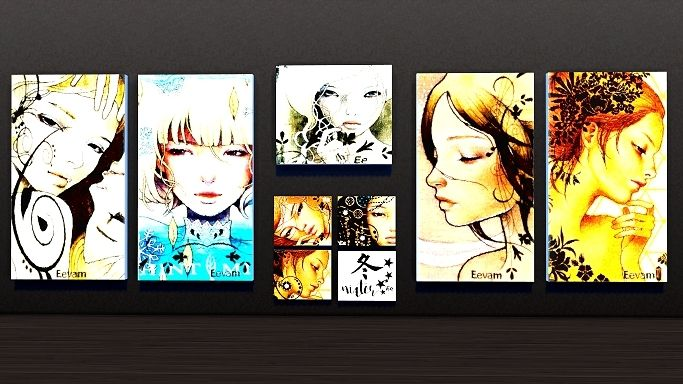 no cc by eevam the sims 4