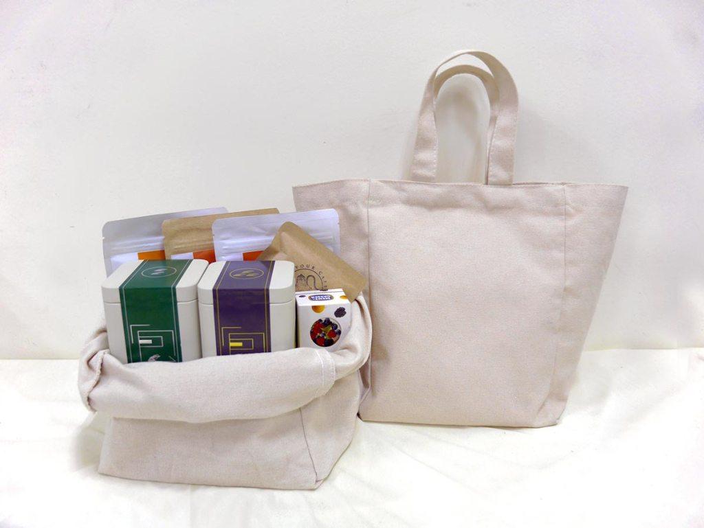 年終禮品推薦 : 禮品袋、質感帆布袋
