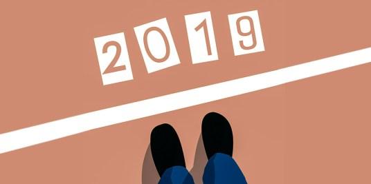 2019工商日誌年曆