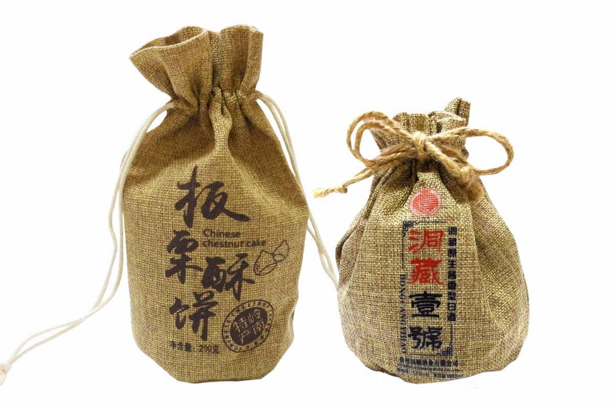 麻布束口袋訂製-誼源國際企業贈品推薦|時下最搶手客製束口袋防疫包
