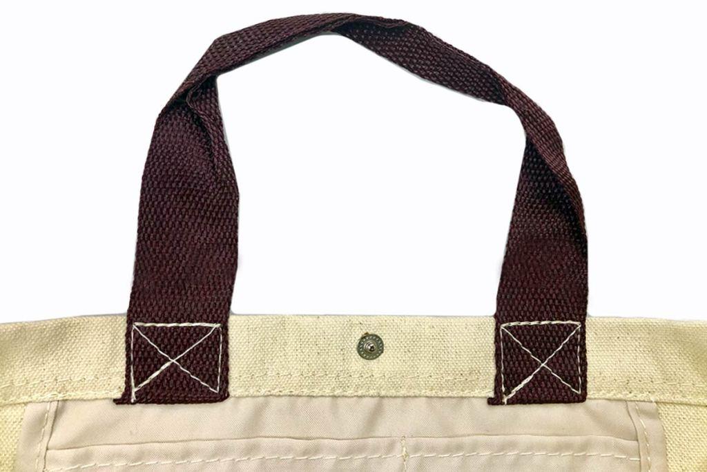 客製化帆布袋十字車縫-誼源國際