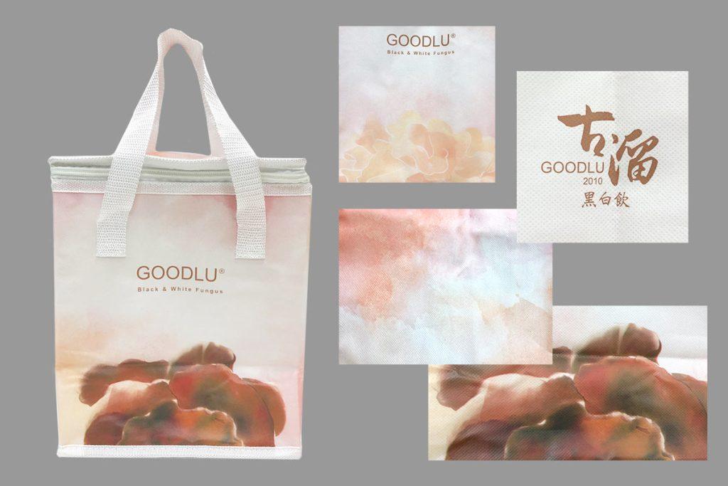 少量客製化保溫保冷袋-覆膜漸層印刷-誼源國際