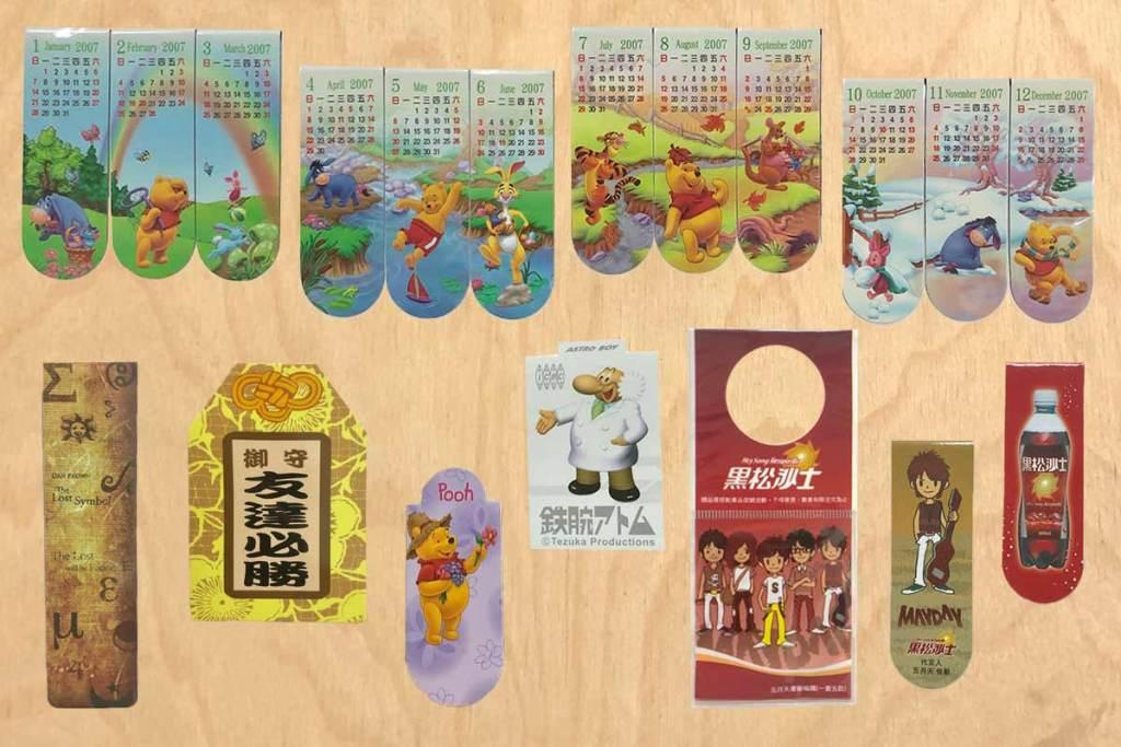客製化造型磁鐵書籤種類-誼源國際