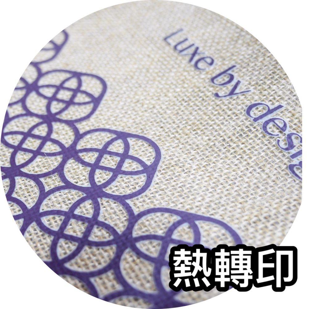 客製化束口袋印刷-熱轉印