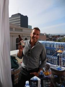 G'day! Aussie Roland Topf of Rekorderlig Cider