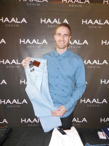 Haala Denim in the house