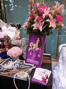 Putting on the ritz..Vanderpump Pets' fancy, high-end line of pet products