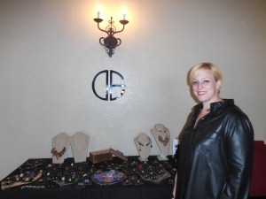 Dara Ettinger of her eponymous jewelry line