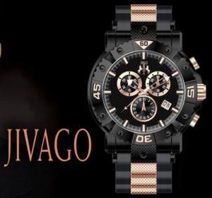The luxury watch brand Javago