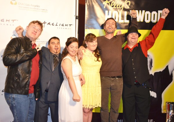 Down Syndrome Association and the Premier of Kelly's Hollywood Photo by Judy Hansen Pullos