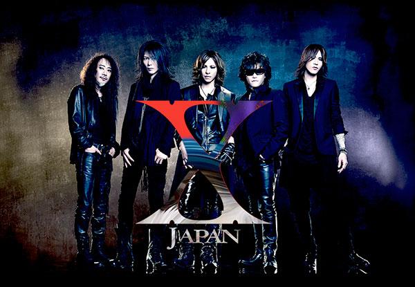X Japan 2014