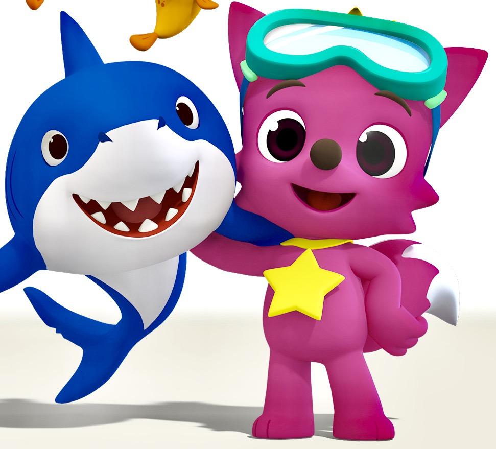 Pinkfongs baby shark video surpasses views of earworm pen pinkfongs baby shark video surpasses views of earworm pen pineapple apple pen stopboris Choice Image