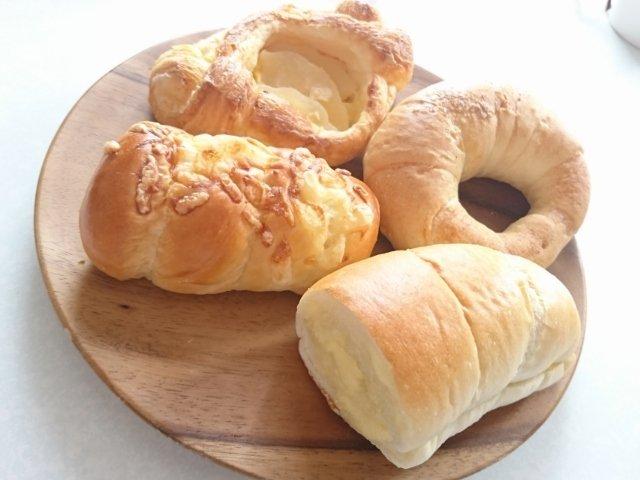 パン工房のはるののパン