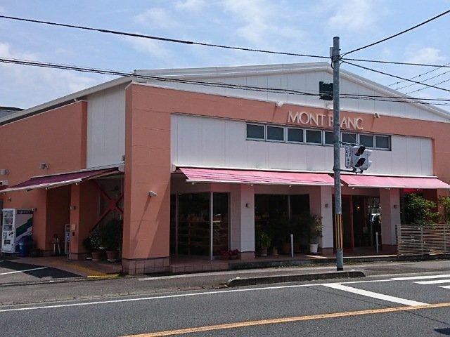 須崎市のパン屋さんモンブラン
