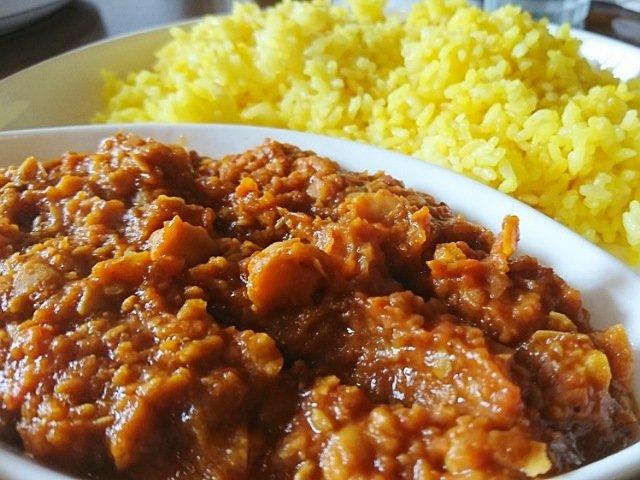 ターメリック高知のお豆カレー2
