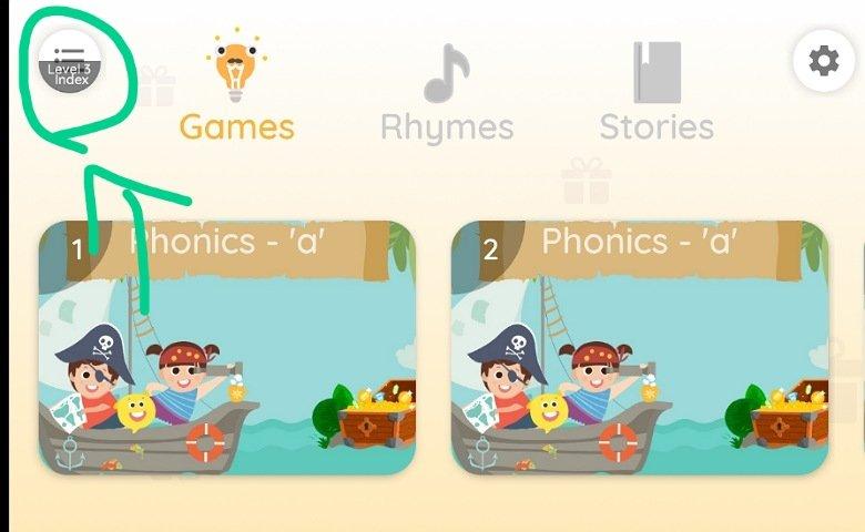 英語教育アプリHello English Kids:設定方法の解説