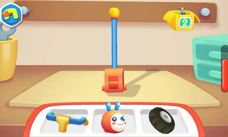 初めてのABCアプリ:ゲーム4