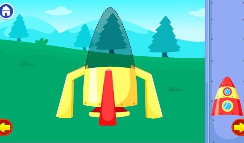 子ども向け英語教育アプリKidloLand:ゲーム3