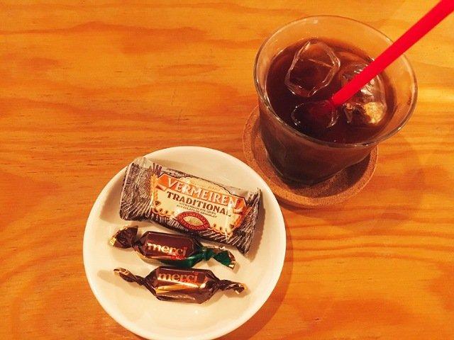 カワクボコーヒーのコーヒー