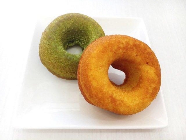 モンプレジール:焼きドーナツ2