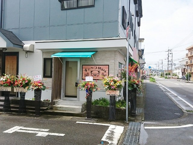 高知市朝倉東にオープンしたすいーつMura