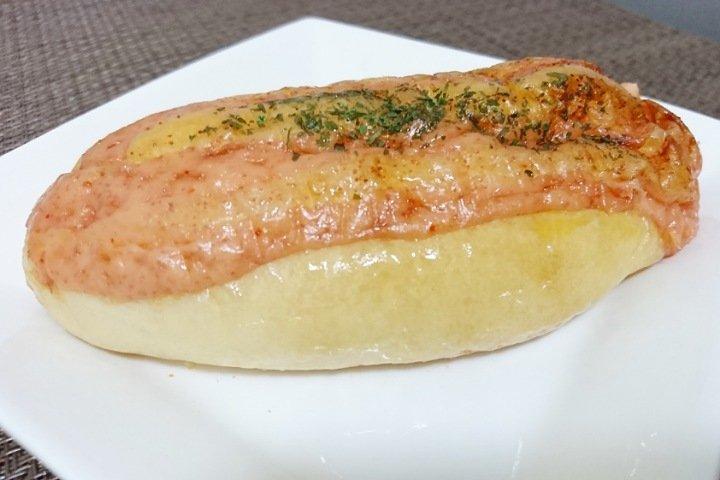 手作りパンたんぽぽ:パン2
