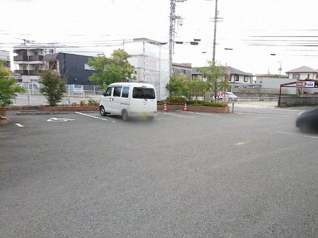 メーアコルン:駐車場