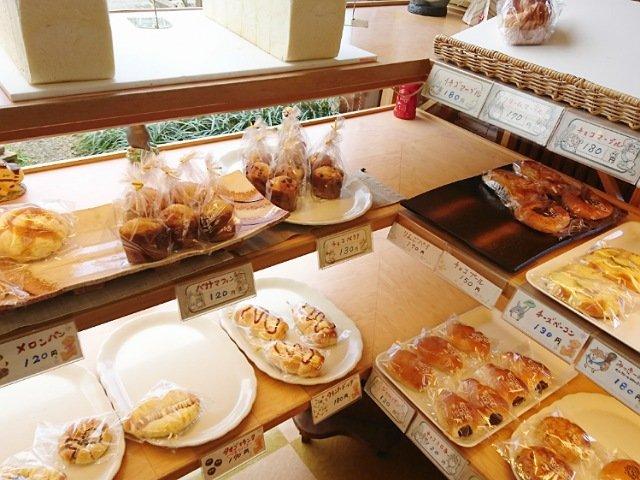 パン広場2001:パンの種類2