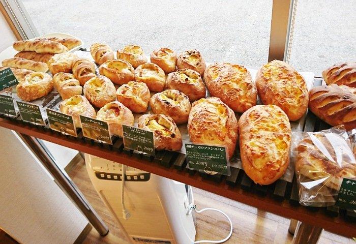 やましたベーカリー:パンの種類2