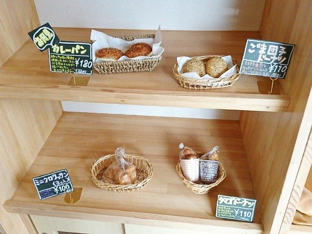 パン工房ランベリー:パンが並ぶ3