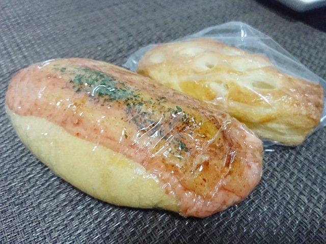 手作りパンたんぽぽ:パン1
