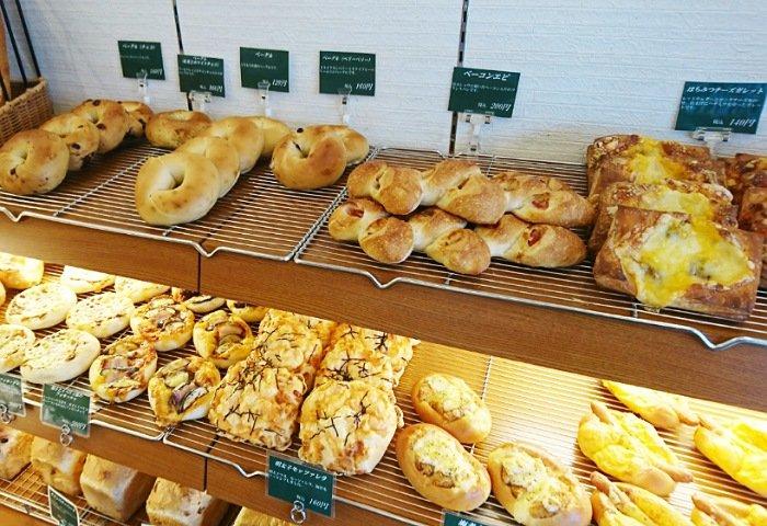 やましたベーカリー:パンの種類4