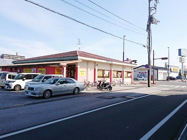 漢方茶房季然堂:場所と駐車場の注意点
