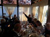 Γεύμα στην Πάνδροσο Κομοτηνής - Ο Πρόεδρος στα κέφια του !