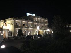 """Το ξενοδοχείο """"ΚΟΥΡΟΣ"""" όπου καταλύσαμε"""