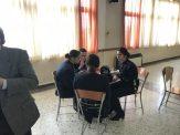Δεξίωση στην αίθουσα εκδηλώσεων της ΣΣΑΣ (Μαθητές της ΣΣΑΣ)