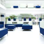 library theme area in healthcare sector