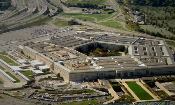 Pentagon Shuts Down Joint Chiefs' Email Network